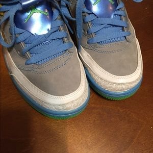 official photos 85a27 7071d Jordan Shoes - Jordan s spizikes Easter eggs